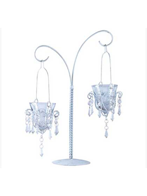 Tabletop Hanging Chandelier