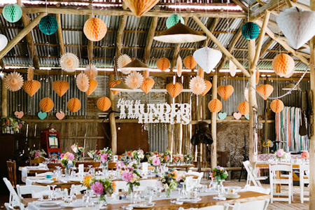 Inspiration Barn Wedding Ultrapom And Event Decor Rental