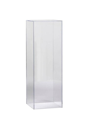 Acrylic Pedestal – 30 in. Tall