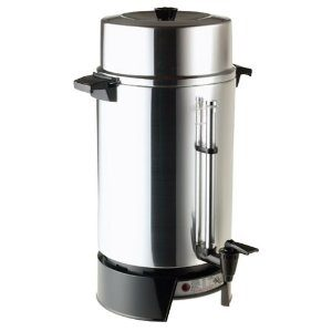 Coffee Maker, 100 Cup