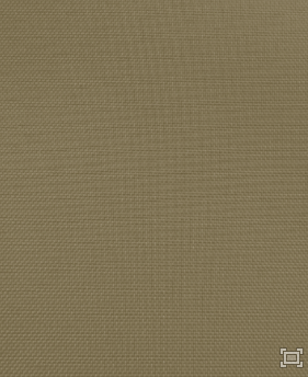 Solid Polyester Linen – Cafe