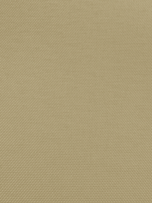 Solid Polyester Linen – Camel