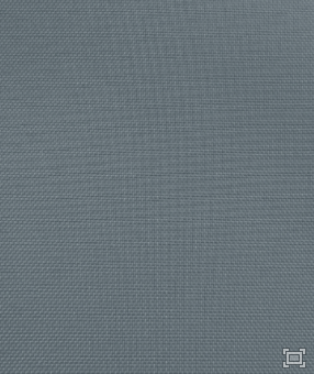 Solid Polyester Linen – Charcoal