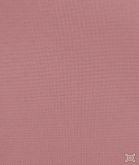 Solid Polyester Linen – Dusty Rose