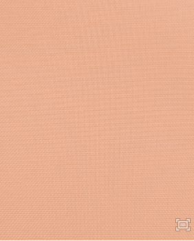 Solid Polyester Linen – Peach